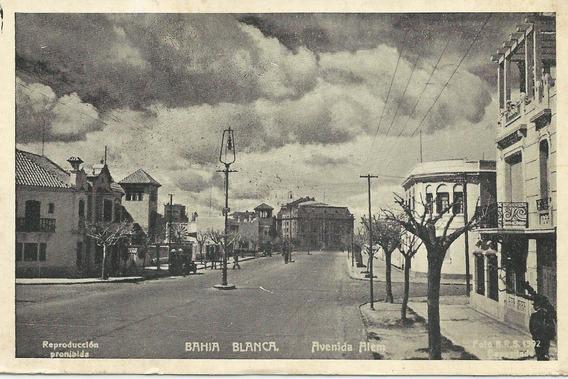 Antigua Postal Bahía Blanca, Bs. As.