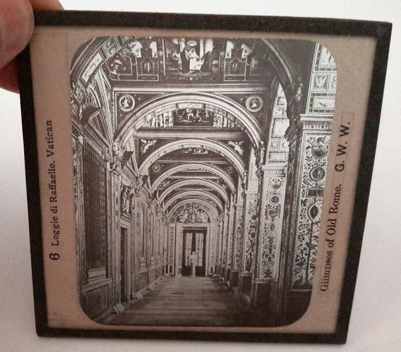 Foto De Vidrio Loggie Di Raffaello, Vatican