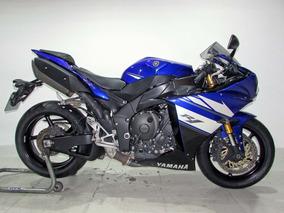 Yamaha Yzf R1 2012 Azul
