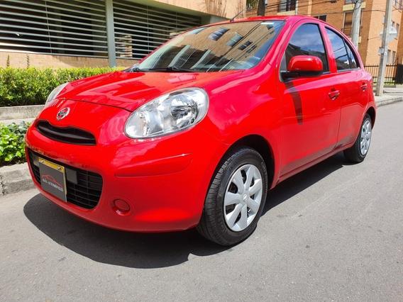 Nissan March 1.600cc M/t C/a 2014