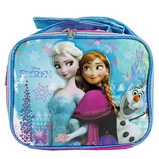 Disney Congelado Anna Y La Reina De Las Nieves Elsa Con Bols