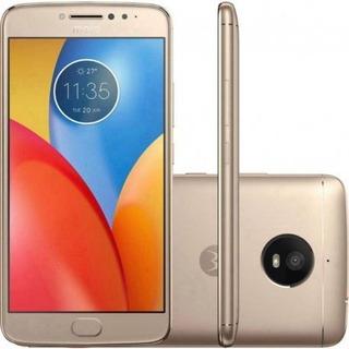 Smartphone Motorola Moto E4 2gb+16gb Lte 1 Sim 5.0 - Dourado