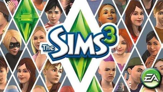 The Sims 3 + Todas As Expansões - Pc