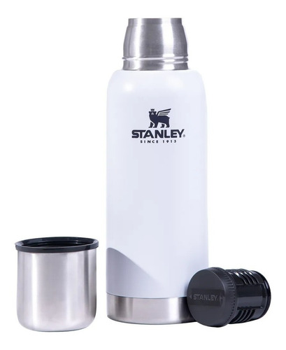 Termo Stanley Bala 739ml New Model Blanco Adventure Stanley