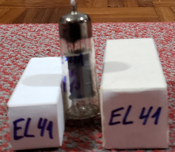 Valvula El41 Usada C/no Mínimo 81%