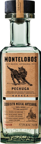 Mezcal Montelobos Pechuga 750ml