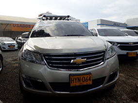 Chevrolet Traverse Awd 2013.