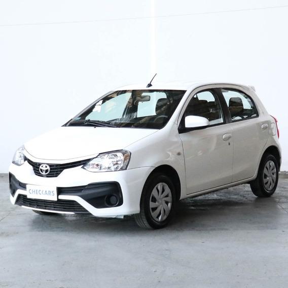 Toyota Etios 1.5 Xs My19 - 24270