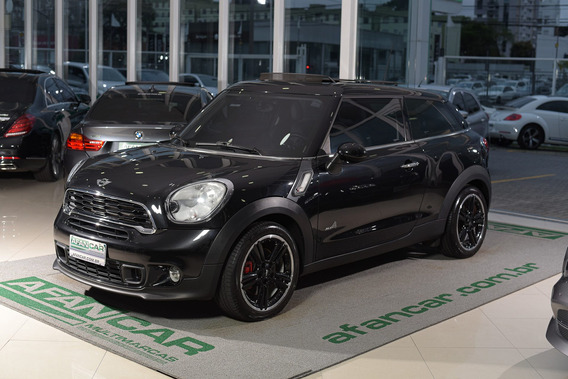 Mini Paceman 1.6 S All4 16v Turbo Aut./2014