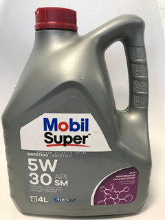 Aceite Mobil Super 3000 Xe 5w30 X4l Toyota Hilux