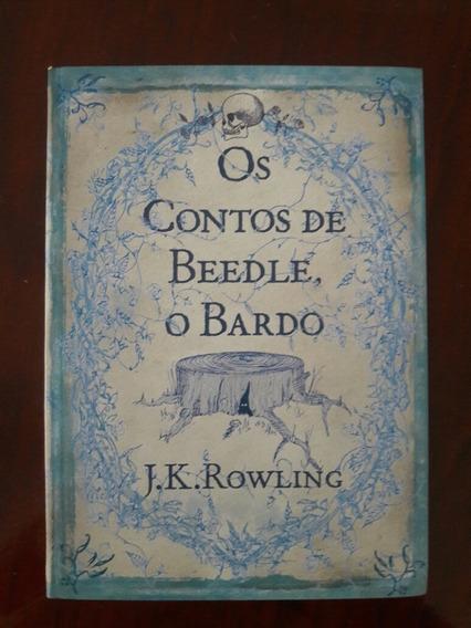 Livro Os Contos De Beedle O Bardo J.k Rowling Harry Potter