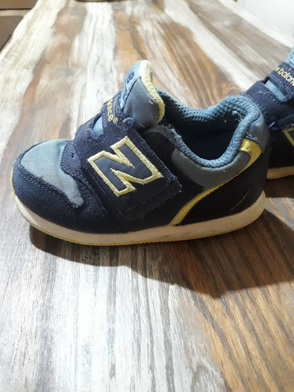 Zapatillas New Balance Originales 14.5 Cm 2 Años