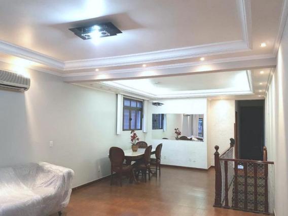 Casa À Venda, 125 M² Por R$ 691.500 - Aparecida - Santos/sp - Ca0098