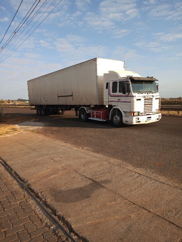 Scania  113 Frontal Toco
