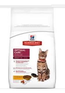 Hills Gato Optimal Care Gato Adulto 16 Libras