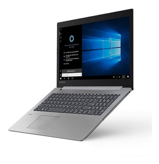 Notebook 15,6 Lenovo Ip330 Core I3 4gb 1tb Dvd Win 10 Cuotas