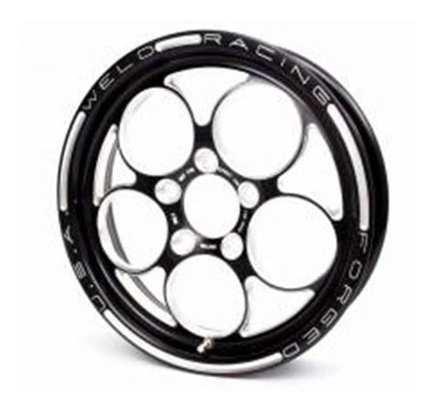 Roda Weld Magnum Black 15x3.5