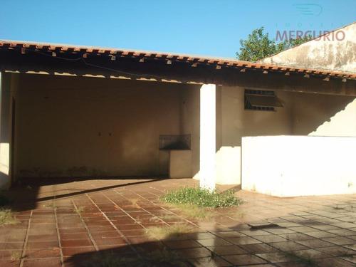 Casa Com 2 Dormitórios À Venda, 120 M² Por R$ 280.000,00 - Centro - Bauru/sp - Ca1336