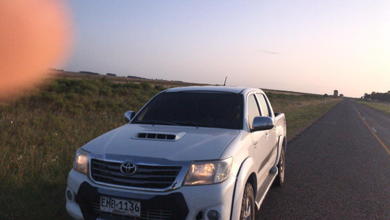 Toyota Hilux 3.0 Cd Srv 4x4 Automática Oportunidad