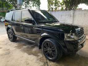 Land Rover Discovery 4 Se Black