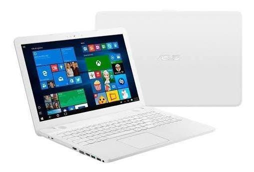 Notebook - Asus Branco - Vivobook Max - X541n(novo Na Caixa)