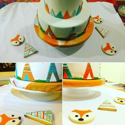Tortas Y Cookies Decoradas Personalizadas