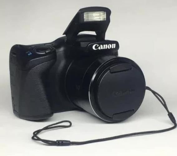 Câmera Semi Profissional Canon Sx400is