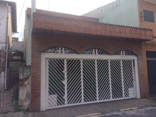 Sobrado Com 3 Dormitórios, 222 M² - Venda Por R$ 1.380.000,00 Ou Aluguel Por R$ 4.100,00/mês - Tatuapé - São Paulo/sp - So5018