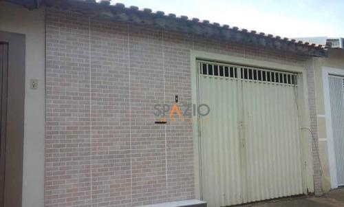 Imagem 1 de 1 de Casa Residencial À Venda, Jardim Novo, Rio Claro. - Ca0201