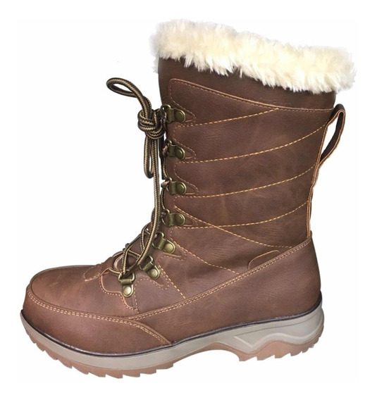 Botas Invierno Nieve Frío Talla 35-40 // Angelstock