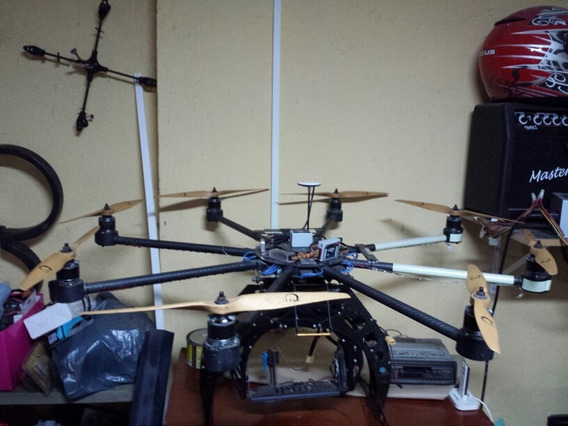 Drone Octoptero Profissional Droidworks