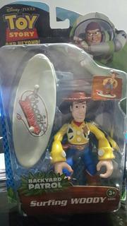 Toy Story Woody Surfing Hasbro/disney