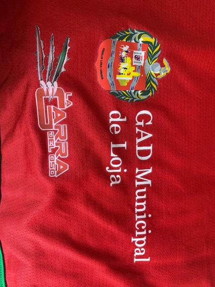 Camiseta Liga De Loja Ecuador (coleccionista) Sudam. 2013