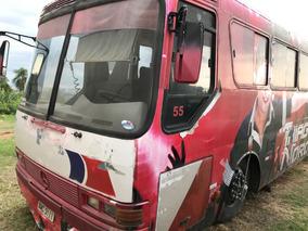Mb O371 - 1992 - Ônibus Para Pescaria Com Alguns Acessórios