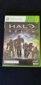Halo Reach - Xbox 360 - Original - Semi-novo