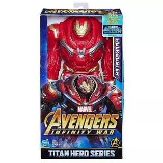 Marvel Avengers Hulkbuster Titan Hero Series Orig. Replay