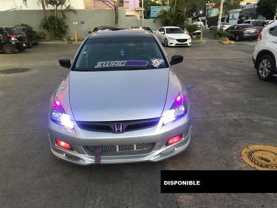 Honda Accord Exl 05 Gris