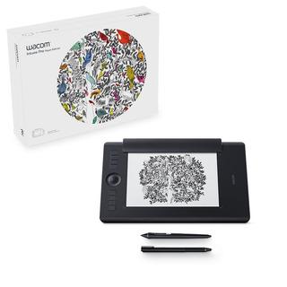 Tableta Digital De Dibujo Gráfico Wacom Intuos Pro Paper Ed