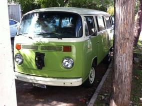 Combi 1980 Volkswagen Oportunidad Clásica