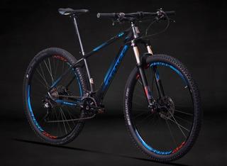 Bicicleta Sense Impact Pro 2019 Suspa A Ar Kit Alivio