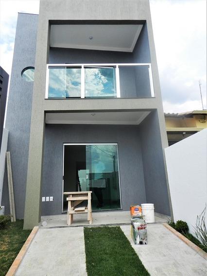 Casa Com 3 Quartos Para Comprar No Masterville Em Sarzedo/mg - 534