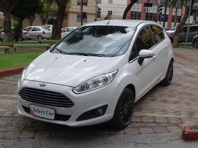 Ford New Fiesta Hatch 1.6 Titanium Aut. 2015/2015