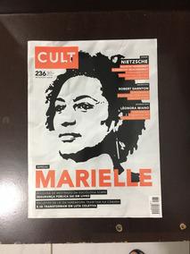 Revista Cult Marielle Franco