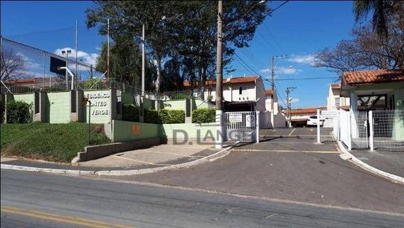 Excelente Casa Á Venda Na Av. Amoreiras - Campinas-sp - Ca12598
