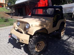 Willys Jeep Cj5 Cj5