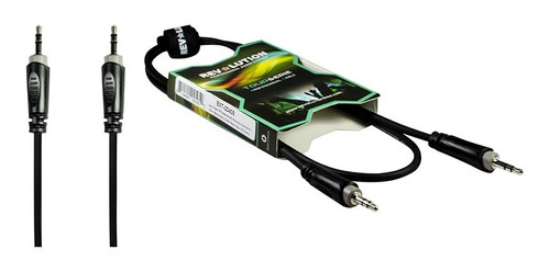 Cable Spica Macho A Macho Para Audio 0.9 Mt Alta Calidad