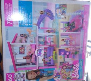 Barbie Mega Casa De Los Sueños (dream House)