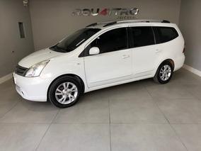 Nissan Livina Grand Sl 1.8 16v Aut 2013