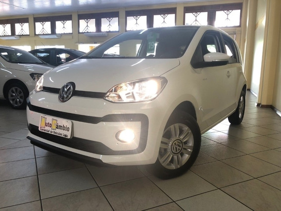 Up Move 1.0 Branco, Completo, Impecavel, 7.000 Km