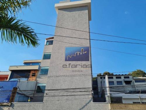 Imagem 1 de 14 de Studio Com 2 Dormitórios À Venda, 45 M² Por R$ 225.000 - Cidade Patriarca - São Paulo/sp - St0471